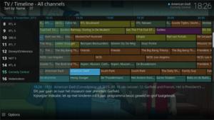 Kodi TV APK 3