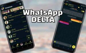 Whatsapp Delta 1