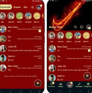 Whatsapp Delta 2